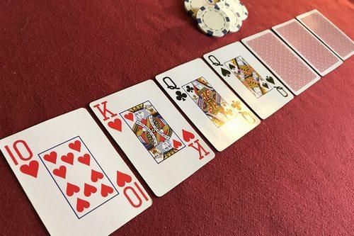 آموزش پوکر سه کارته