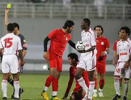 ایران و امارات مقدماتی جام جهانی دور سوم